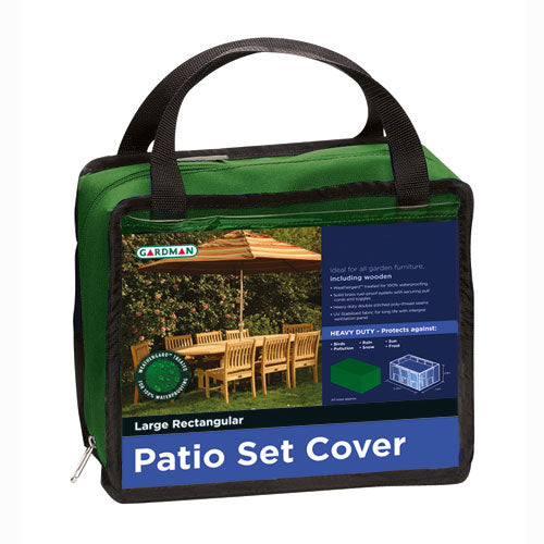 Premium Cover for RECTANGULAR Patio Set