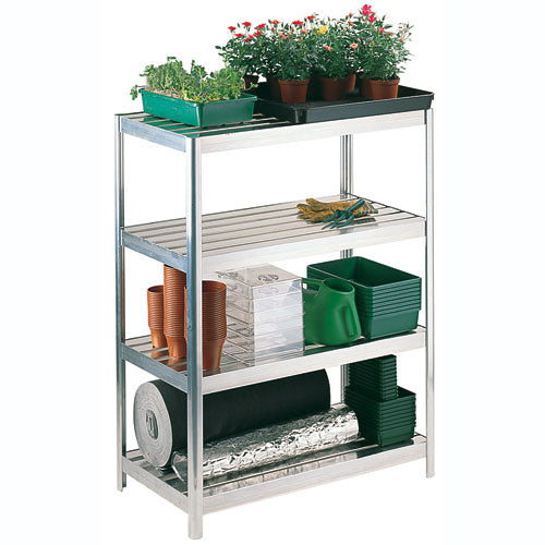 Versatile Shelving 4' High