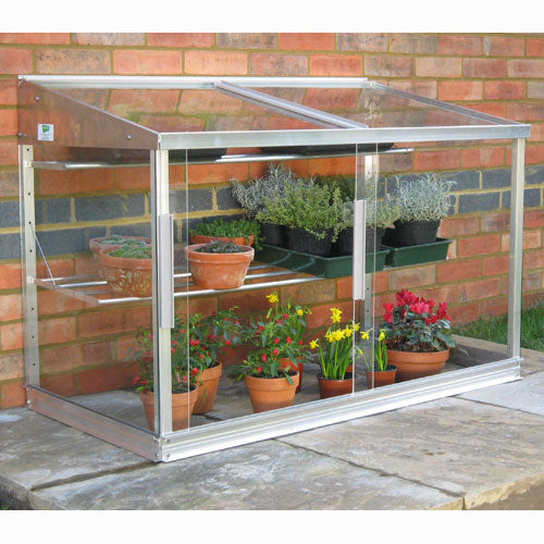 Access Value Lean-To Half Wall Frame