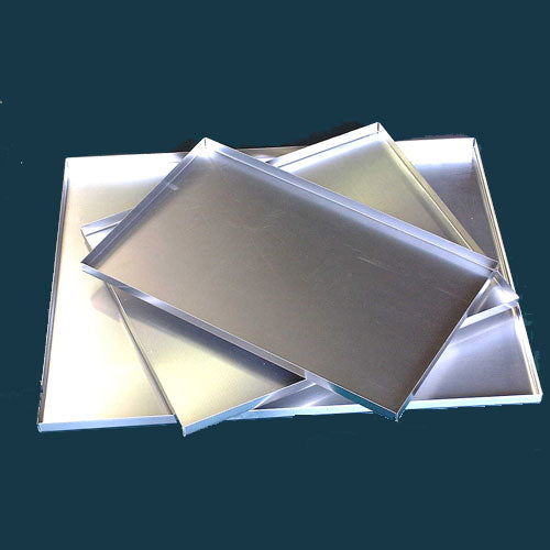 Aluminium Gravel Trays