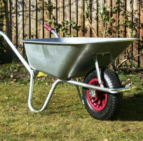 Steel Carrier Wheelbarrow