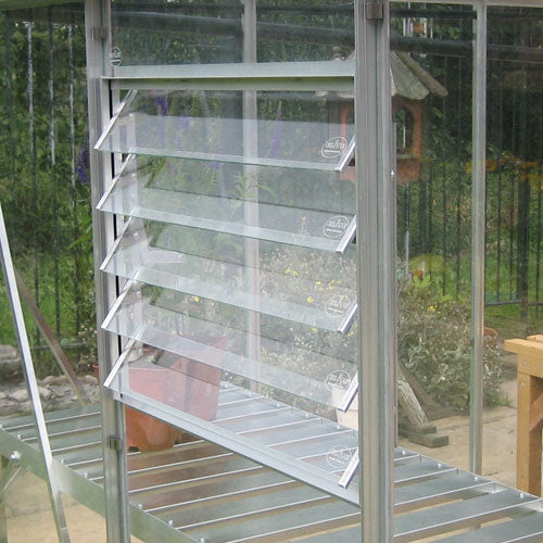 LOUVRE KIT for Elite Lean To Greenhouse