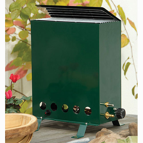 Classic Green Lifestyle 1.9kw Propane Gas Heater