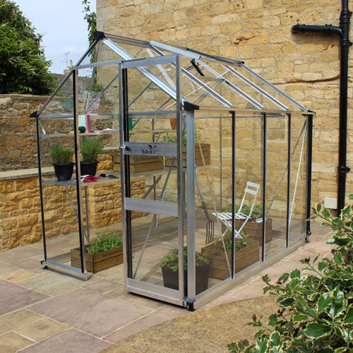 "Eden Burford 6'4"" Wide Greenhouse"