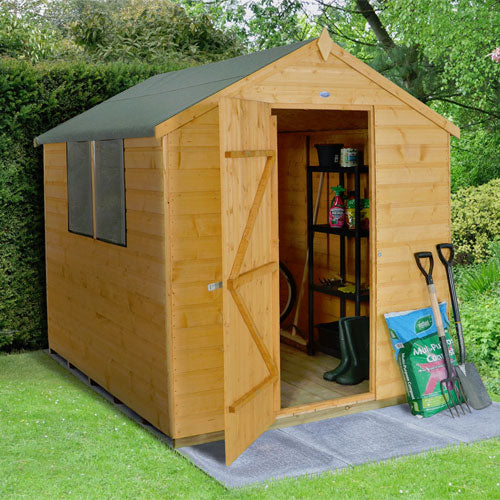Forest 8x6 Shiplap Apex Shed