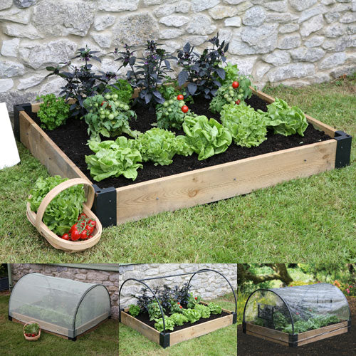 Raised Bed Growing System
