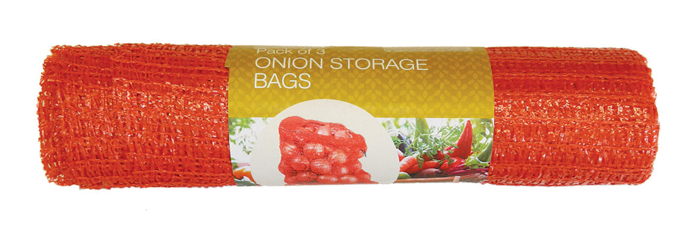 Onion Storage Bags (Pack of 3)