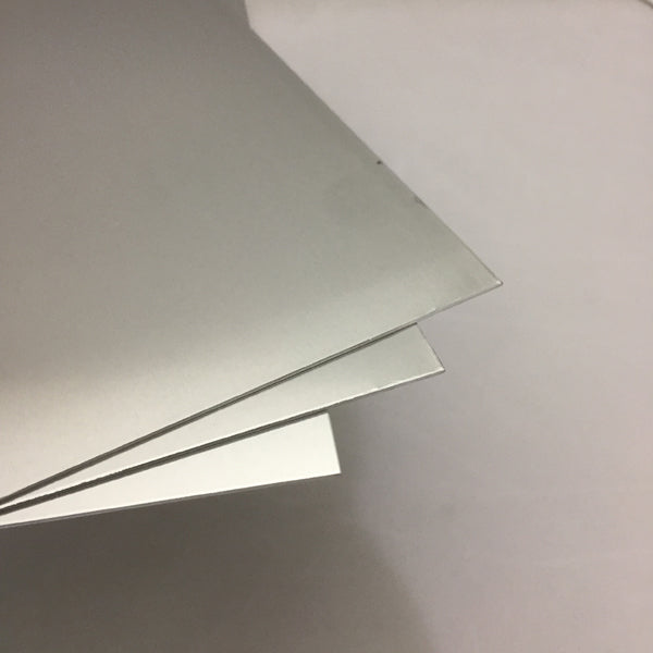 Aluminium Sheet 1mm (19 guage) thick by 2ft Square