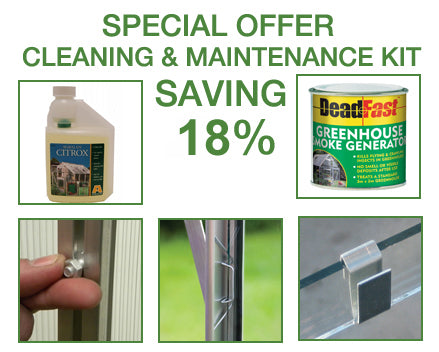 Special Offer Cleaning And Maintenance Kit
