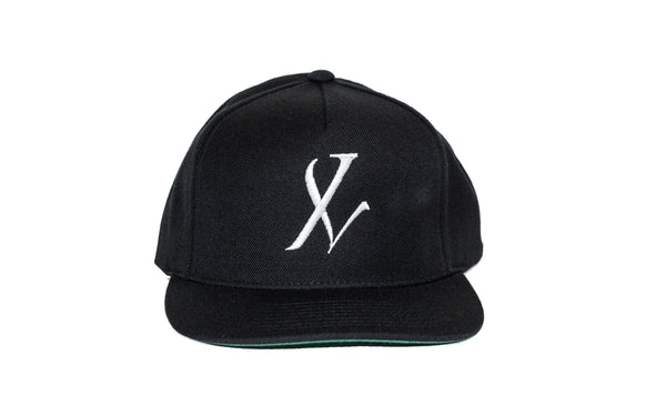 X DAD CAP - BLACK