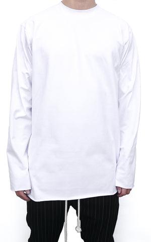 LONG SLEEVE - WHITE