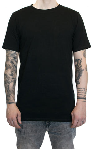 INKLAW LOGO T-SHIRT - BLACK