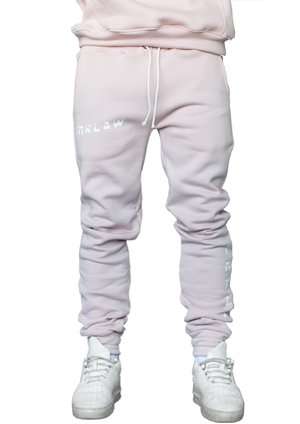 INKLAW SWEATPANTS - BUBBLEGUM