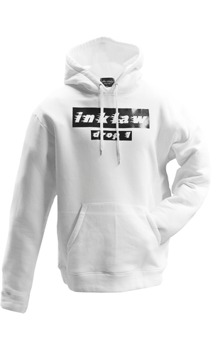 1/10 LIMITED DROP1 HOODIE - WHITE