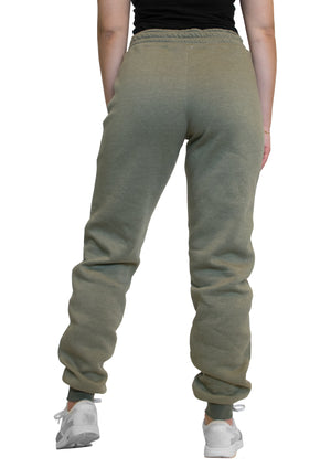 INKLAW SWEATPANTS - ARMY GREEN