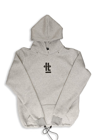 "1 OF 15 INKLAW ""IL"" PULLOVER - GREY"