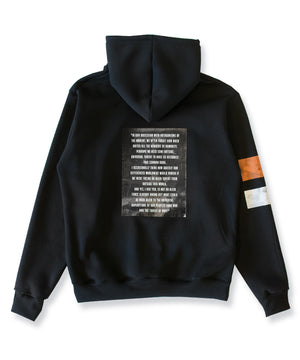 1 OF 10 INKLAW INVASION HOODIE - BLACK