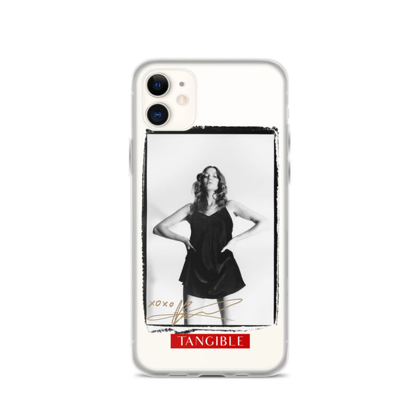 """LOOK DOWN ON ME"" Photo Print iPhone Case feat. Anna Brazhnyk"