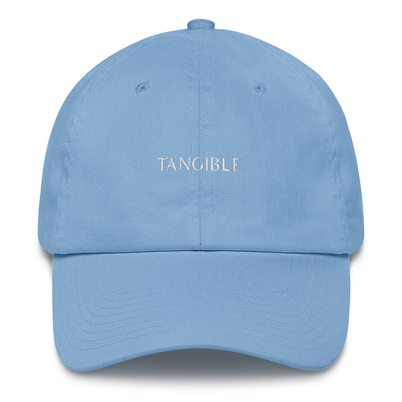 """TANGIBLE"" Embroidered Dad Hat In 5 Colors"