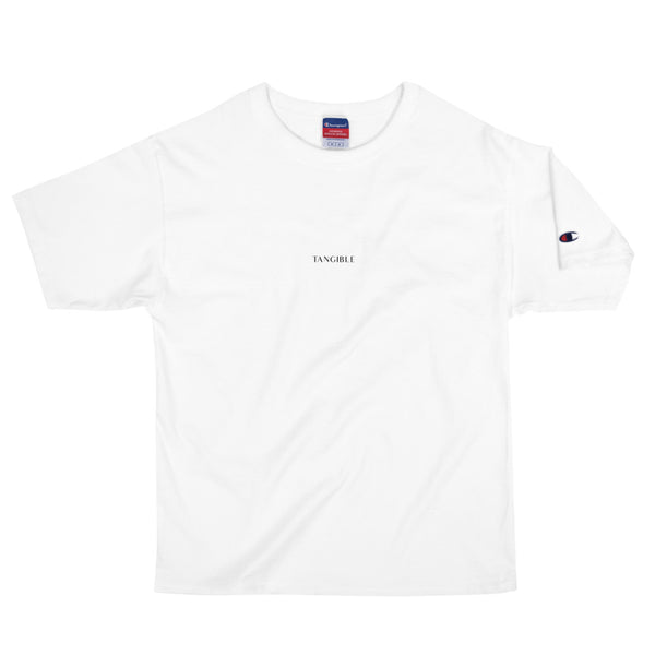 TANGIBLE LOGO - SHORT SLEEVE UNISEX HEAVYWEIGHT T-SHIRT