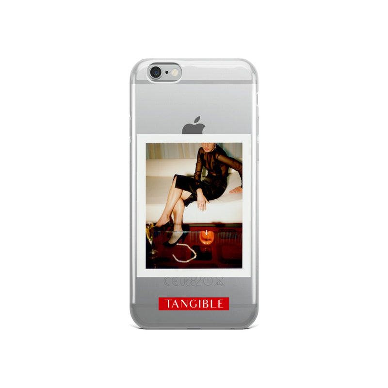 """Rich Chick"" Polaroid - Photo print iPhone cases"