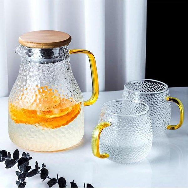 The Susan Pitcher Set