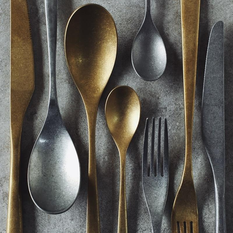 The Gatsby Flatware Set