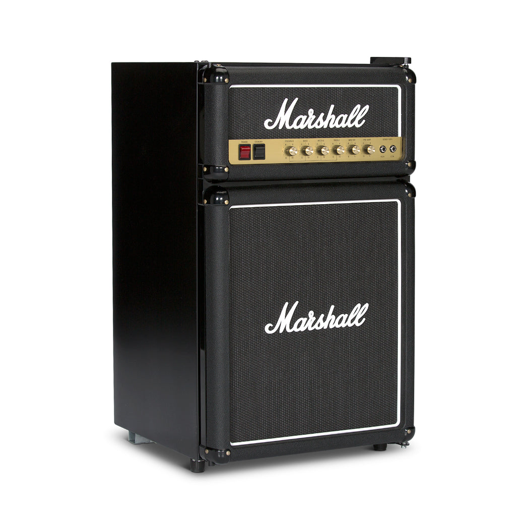 Black Edition 3.2 Marshall Medium Capacity Bar Fridge