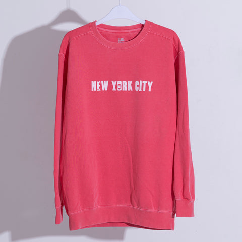 New York City Classic Adult Sweatshirt
