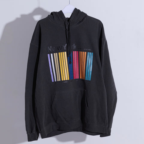 New York City Subway Hooded Sweatshirt