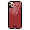 AMZER Glass Case with HD Design - Rising Ruby