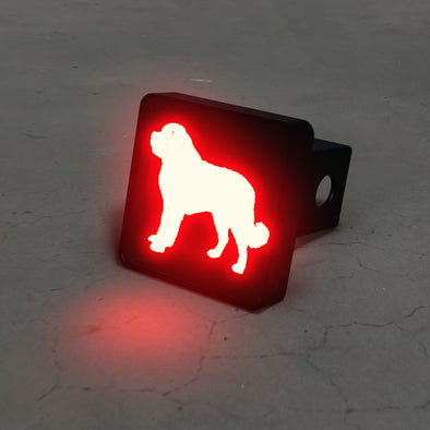 Saint Bernard LED Brake Hitch Cover