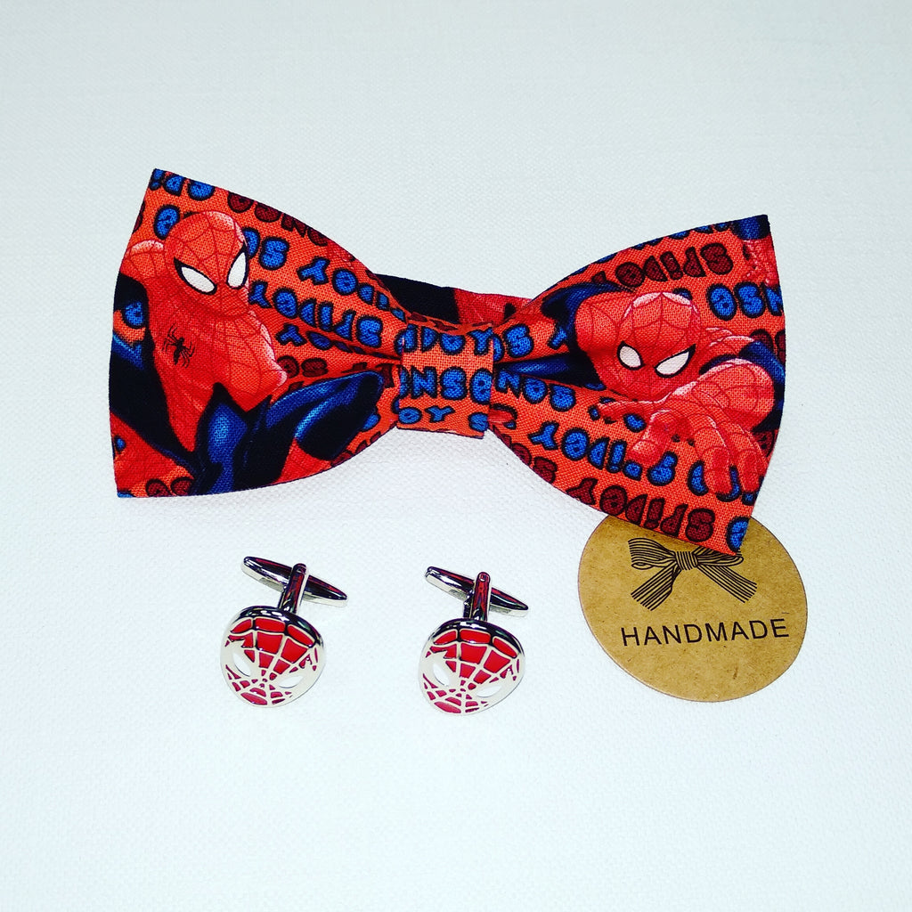 Pajarita Spiderman