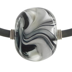 MARBLE • Murano Glass Necklace