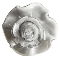 ROSA • ROSE murano glass brooch pin