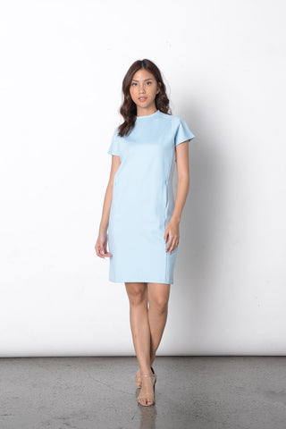 Dido Dress in Blue