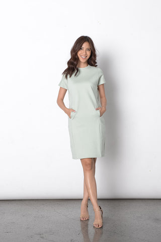 Dido Dress in Green