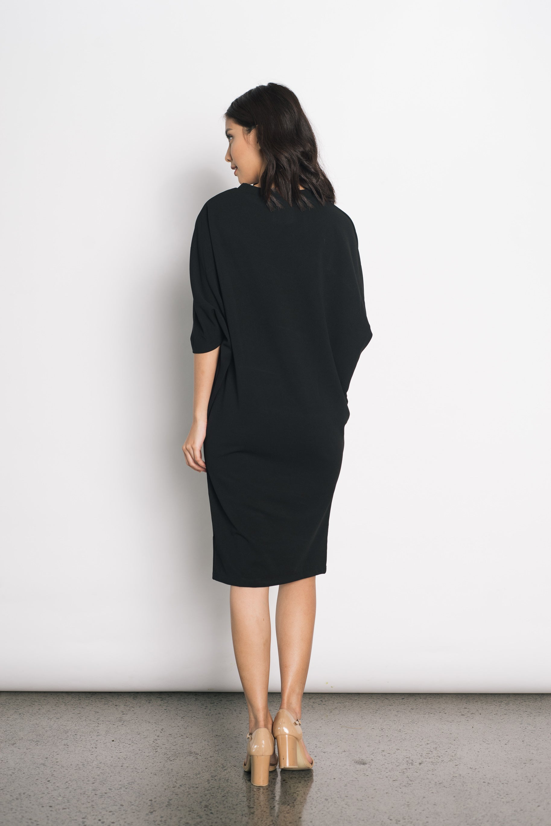 Dora Dress in Black