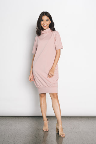 Duanphen Dress in Pink