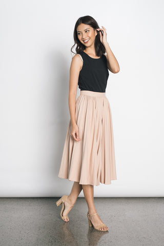 Dorika Skirt in Black