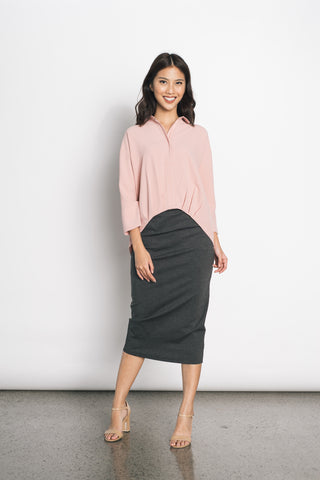 Delaney Culottes in Grey