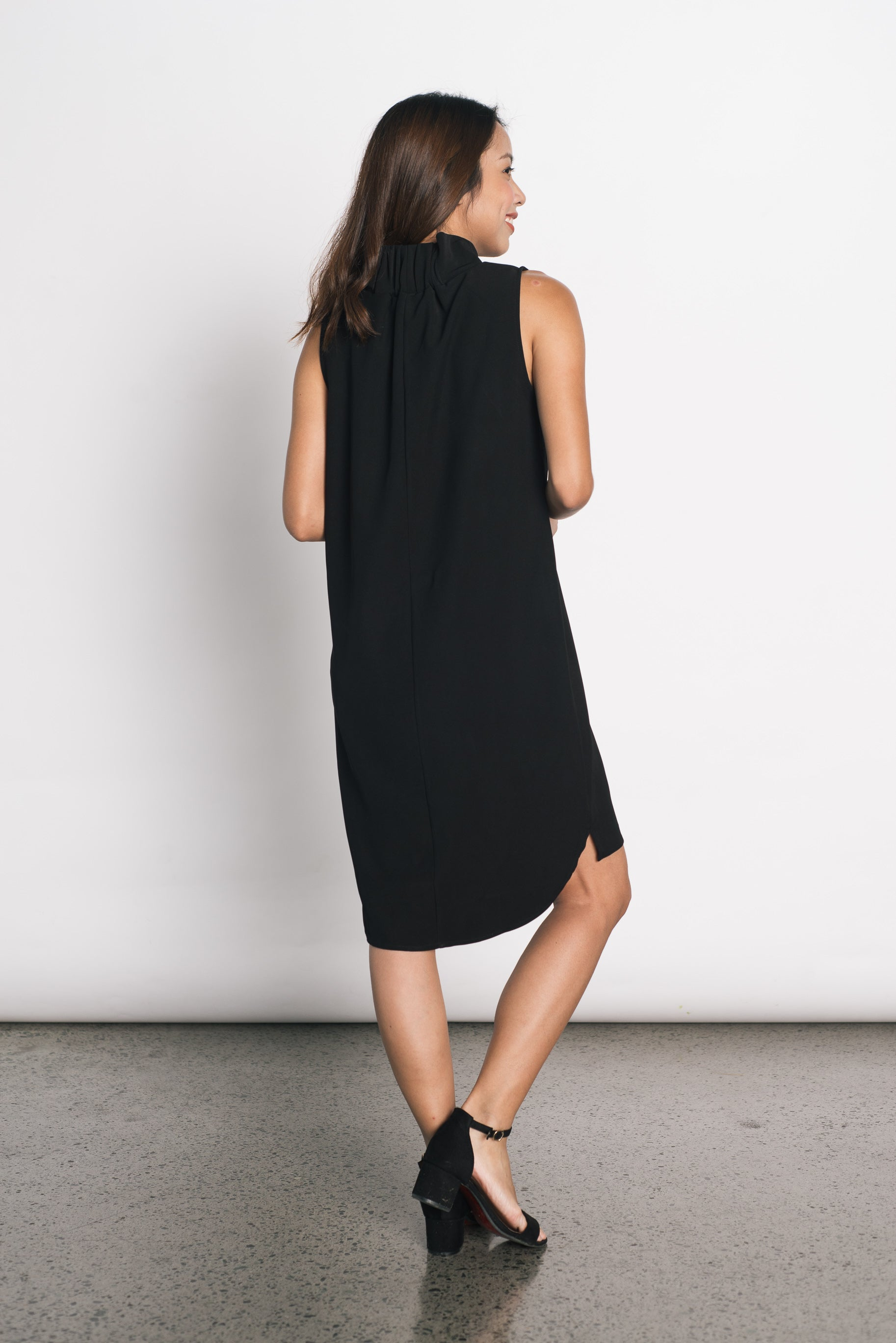 Earleen Dress in Black
