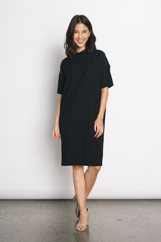 Eartha Dress in Black