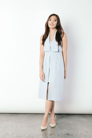 Annalissa Dress in Blue