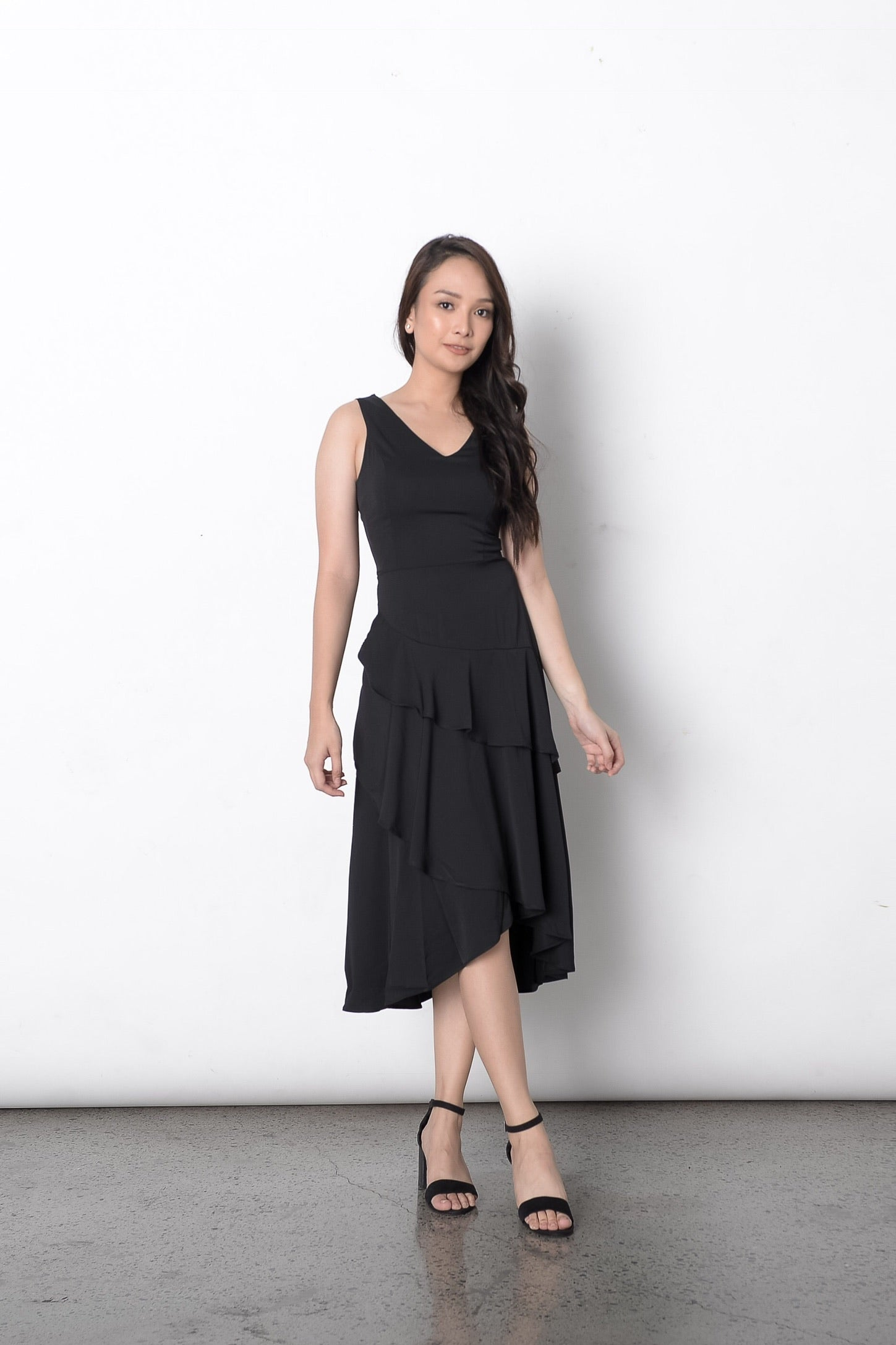 Chante Dress in Black