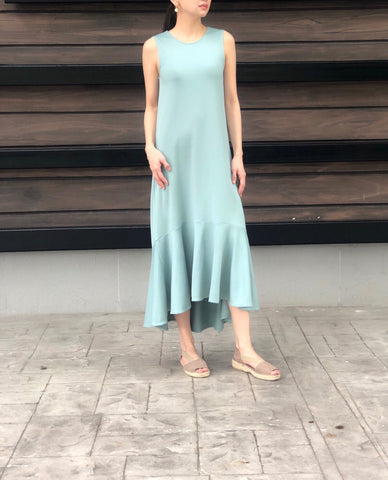 Maple Dress in Emerald