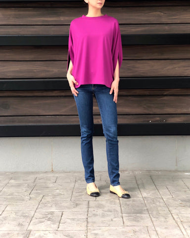 Katalin Top in Pink
