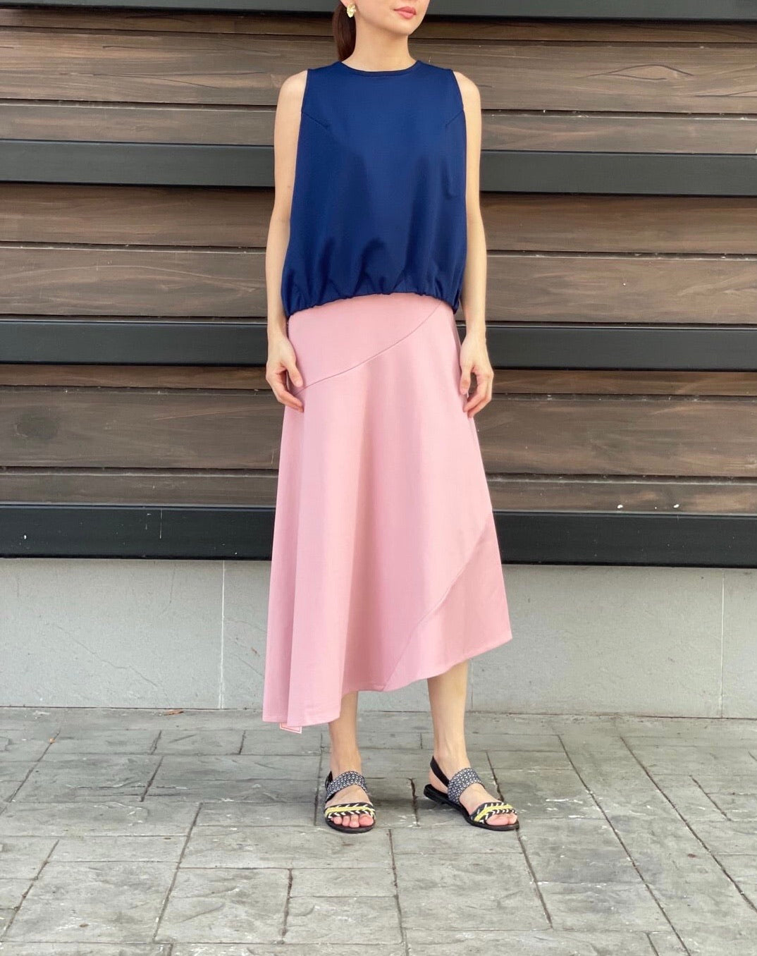 Geneva Skirt in Pink