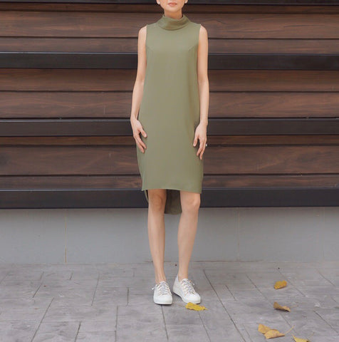 Duanphen Dress in Green