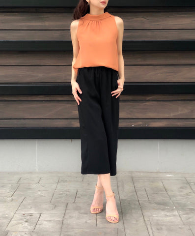 Lauretta Culottes in Black